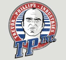 Go through TP Enterprises, or not at all T-Shirt