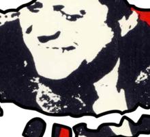 Misfit Crimson Ghost Bullet Sticker
