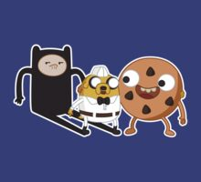 Adventure Time - Fin Jake and Princess Cookie by saboe