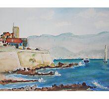 Antibes Provence Photographic Print
