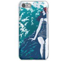Fleeting Blues iPhone Case/Skin