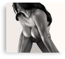 Untitled nude Canvas Print