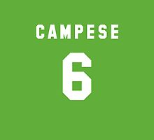 Terry Campese iPhone Cover by nweekly
