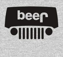 Jeep Beer by Alan Craker