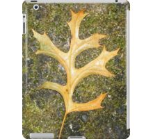 oak leaf iPad Case/Skin