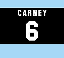 Todd Carney iPhone Cover by nweekly