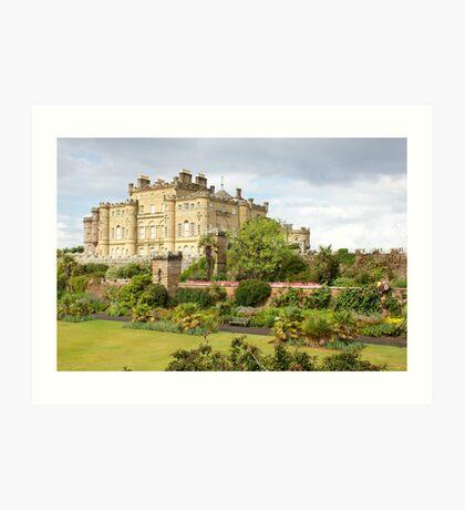 Culzean Castle, Scotland Art Print