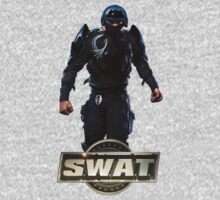 SWAT - Mirror's edge trooper by kane112esimo