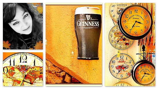 Time for a Guinness by ©The Creative  Minds