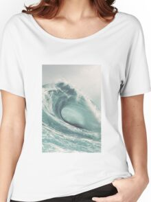 Wave Women's Relaxed Fit T-Shirt