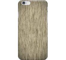 Fabulous Gray Wood Grain iPhone Case/Skin