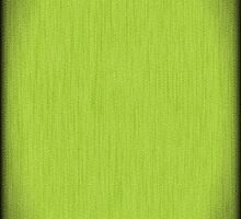 Fabulous Yellow Green Wood Grain by Nhan Ngo