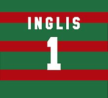Greg Inglis iPhone Cover by nweekly