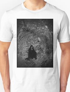 Hallowe'en: welcome to my lair Unisex T-Shirt