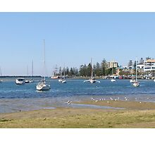 Safe Harbour! Port Macquarie, New South Wales. Photographic Print