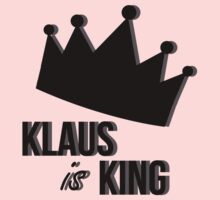 Klaus Is King by iheartgallifrey