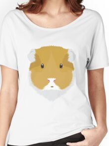 Brown Guinea Pigs Women's Relaxed Fit T-Shirt