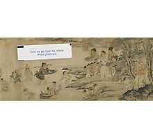 Best Fortune Ever — Chinese River Photographic Print