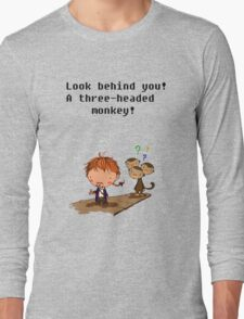 A three headed monkey T-Shirt
