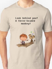 A three headed monkey T-Shirt