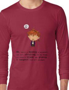 Guybrush song Long Sleeve T-Shirt