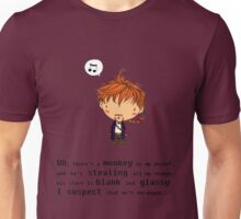 Guybrush song Unisex T-Shirt