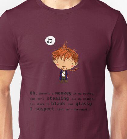 Guybrush song Unisex T-Shirt