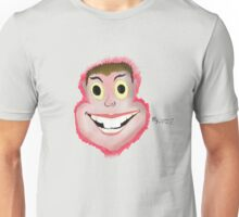 face, blood, art, LOL, crazy Unisex T-Shirt