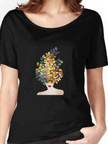 Colorful thoughts Women's Relaxed Fit T-Shirt