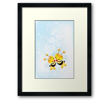 Be my Valentine ! Framed Print