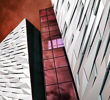 Titanic Museum In The Pink by Wrayzo