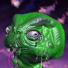 The Frog Thing by Matt Bissett-Johnson