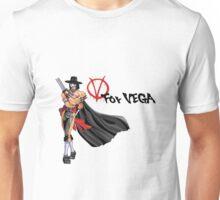 V for Vega Unisex T-Shirt