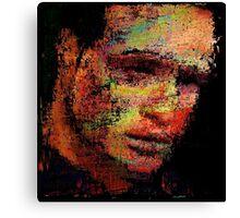 Marlon Fucking Brando. Canvas Print