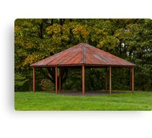 ROTHES BAND STAND Canvas Print