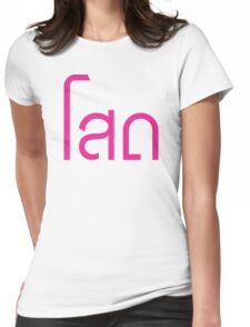 Single / Unmarried ~ Soht in Thai Language Womens Fitted T-Shirt