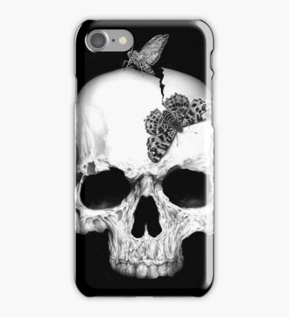 Skull and soul iPhone Case/Skin