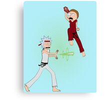 Rick Fighter 2 Canvas Print