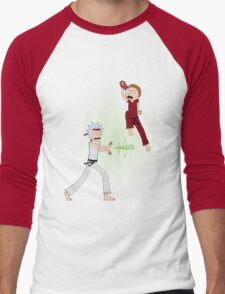 Rick Fighter 2 Men's Baseball ¾ T-Shirt
