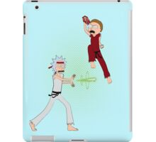Rick Fighter 2 iPad Case/Skin