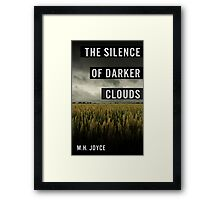 JD&J Design (The Silence of Clouds) Framed Print