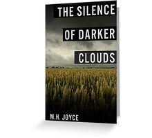 JD&J Design (The Silence of Clouds) Greeting Card