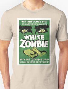 white zombie Unisex T-Shirt