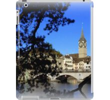 Reflections of Limmat iPad Case/Skin