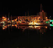 Marina Path by Douglas Bell