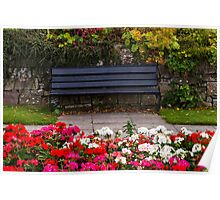 FORRES AUTUMN SEAT Poster