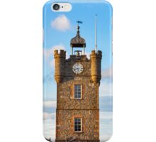 DUFFTOWN THE CLOCK TOWER iPhone Case/Skin