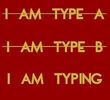 My personality type by PrintArtdotUS