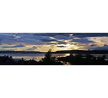 Bay Of Tranquility - Clach No Hurry Photographic Print