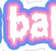 Bi Babe Sticker